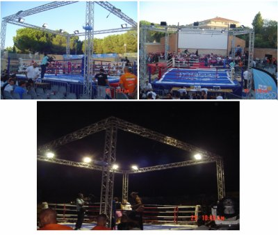 FIGHT EVENTS A REALISE CETTE SOIREE 07.70.57.69.46