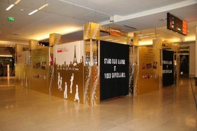 l 39 avenue ferrero au centre commercial les quatre temps la d fense carnet de bord de mon. Black Bedroom Furniture Sets. Home Design Ideas